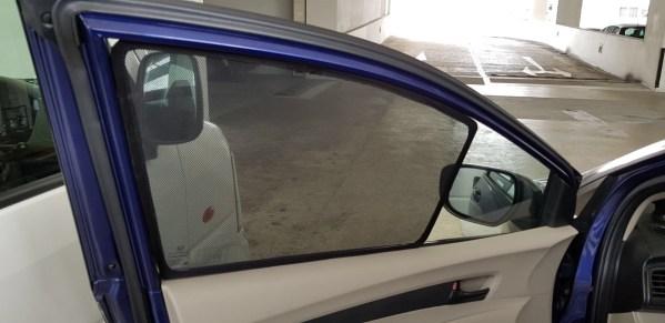 Skoda Car Sunshade for Octavia Sedan 2016 Onwards