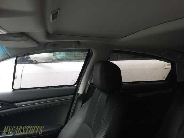 Nissan Car Sunshade for Juke 2010 Onwards