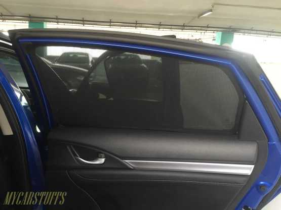 Nissan Car Sunshade for Note 2nd Gen 2012 Onwards
