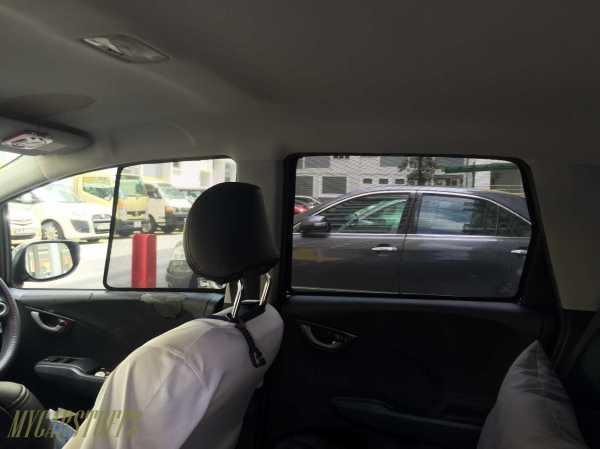 Hyundai Car Sunshade for Taxi I40 (Singapore)