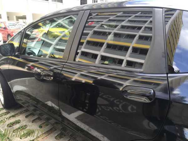 Honda Car Sunshade for Freed 1st Gen 2008 - 2016