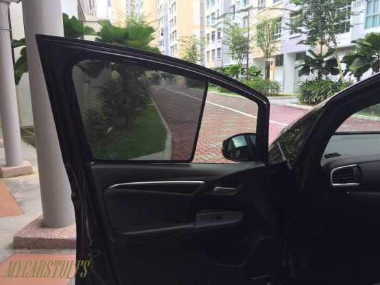 Honda Car Sunshade for Civic FB 9th Gen 2011 - 2015