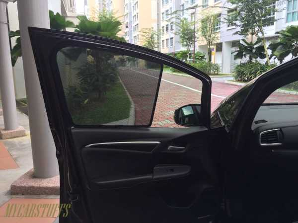 Volvo Car Sunshade for XC60 2nd Gen 2018 Onwards