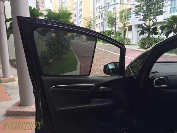 Mazda 2 Car Sunshade for Hatchback 4th Gen 2014 Onwards