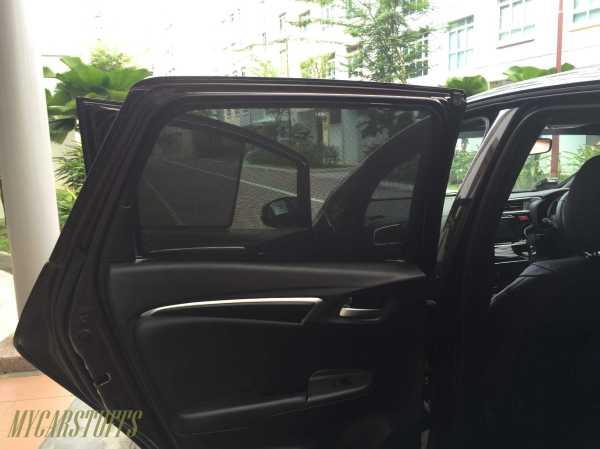 Toyota Car Sunshade for Axio 2012 Onwards