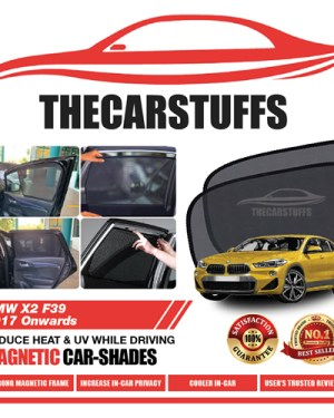 BMW Car Sunshade for X2 F39 2017 Onwards
