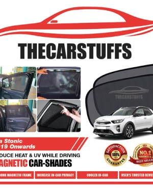 Kia Car Sunshade for Stonic 2019 Onwards