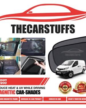 Nissan Car Sunshade for NV200