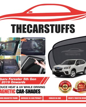Subaru Car Sunshade for Forester 5th Gen SK 2019 Onwards