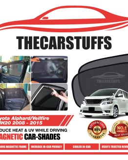 Toyota Car Sunshade for Alphard/Vellfire ANH20 2008 - 2015