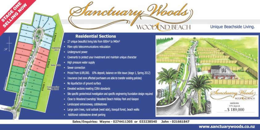 Sanctuary Woods poster 2A