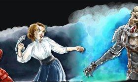 Victorian Time Travellin' Sci fi