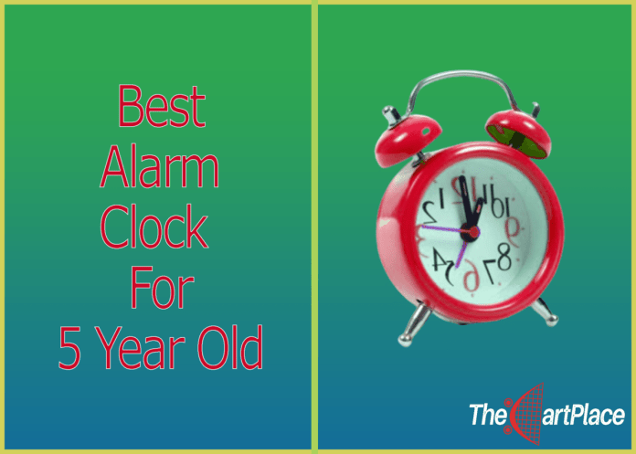 best-alarm-clock-for-5-year-old