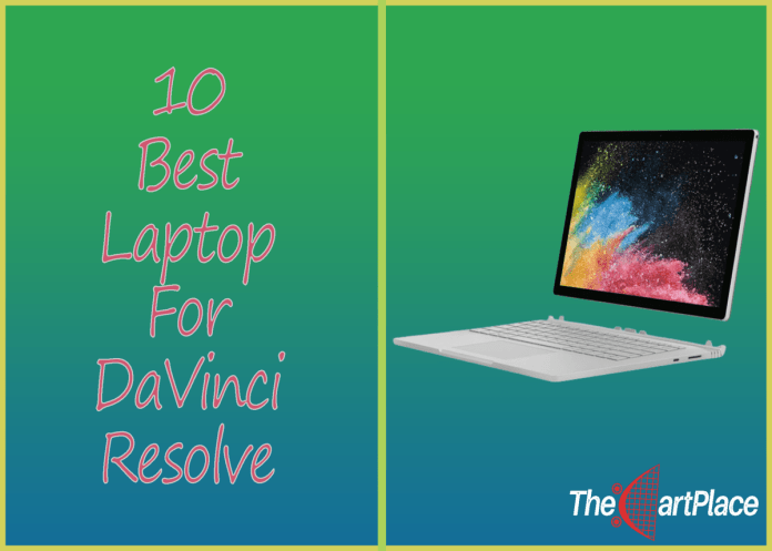 best-laptop-for-davinci-resolve