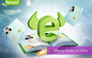 making money on etoro with logo