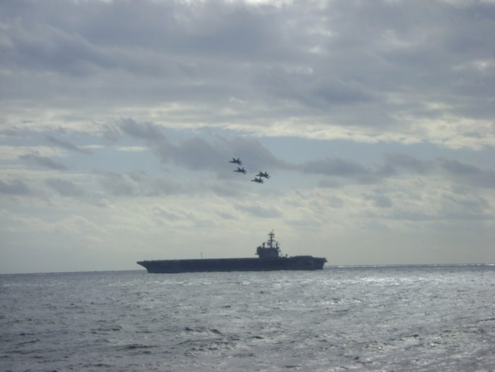 Carrier Strike Group Air Operations USN