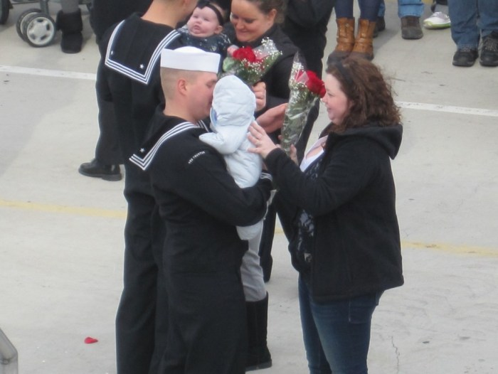 Coming Home from Deployment 7