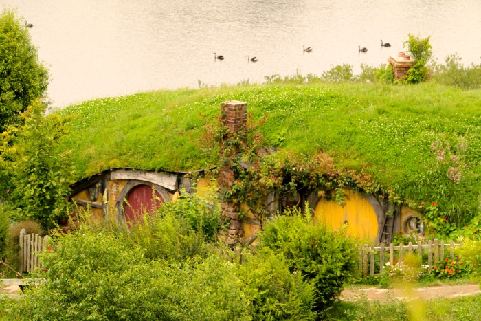 The Shire Hobbiton New Zealand 19
