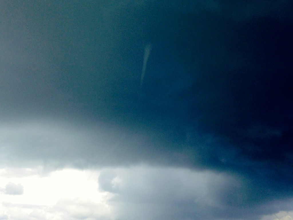 Water Spout off the coast of Napoli 2