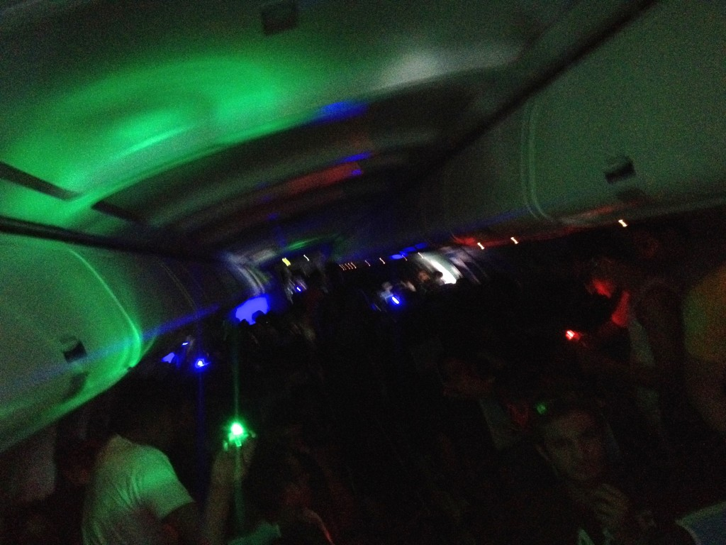 Party on a Plane 4