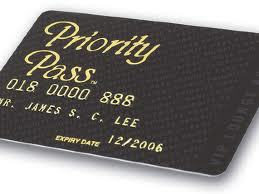 Priority-Pass american express