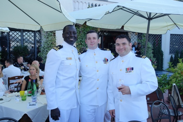 Sixth Fleet Dining Out, USN 7