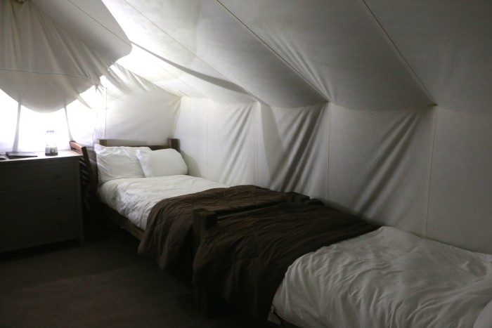Glamping at Under Canvas in Montana 4