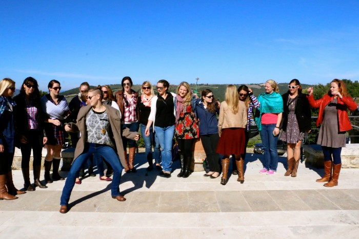 Girls Weekend in a Tuscan Castle, Italy 69