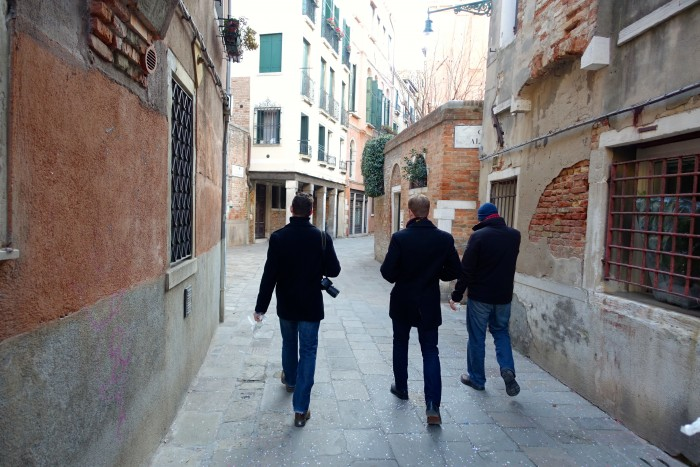 Venice Italy, Carnival Weekend 2