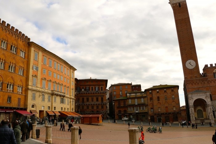 Solo Road Trip, Sienna Italy 6