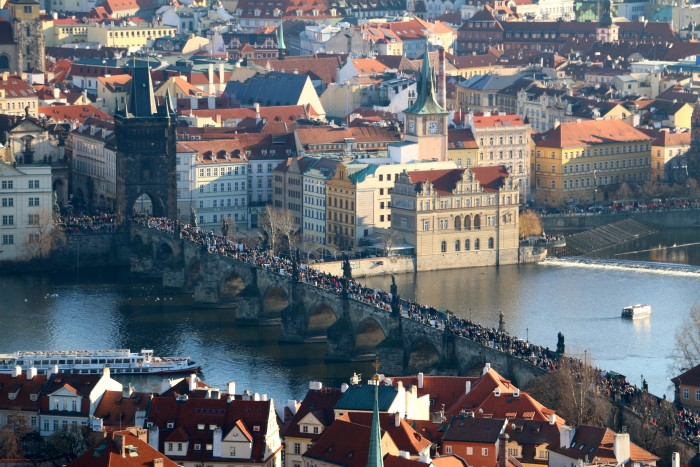 Top of the Tower, Prague Castle 7