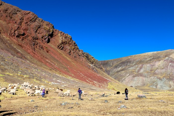 Rainbow Mountain, Peru 18