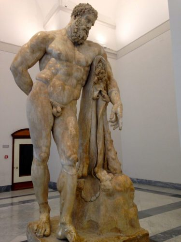 Archeological Museum, Naples Italy 21