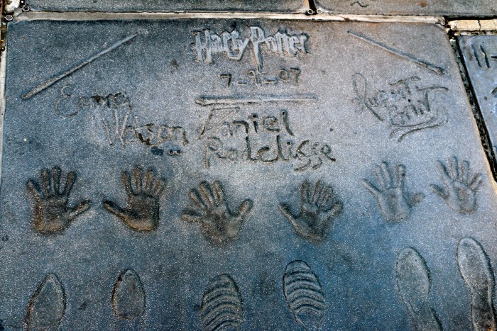 Harry Potter Chinese Theater