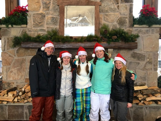 Holiday Celebrations at the Hauser House 33
