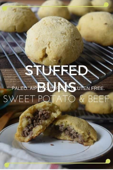 AIP Sweet Potato Buns