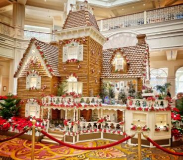 Disney Holidays Christmas 2019 At Disney S Deluxe Resorts