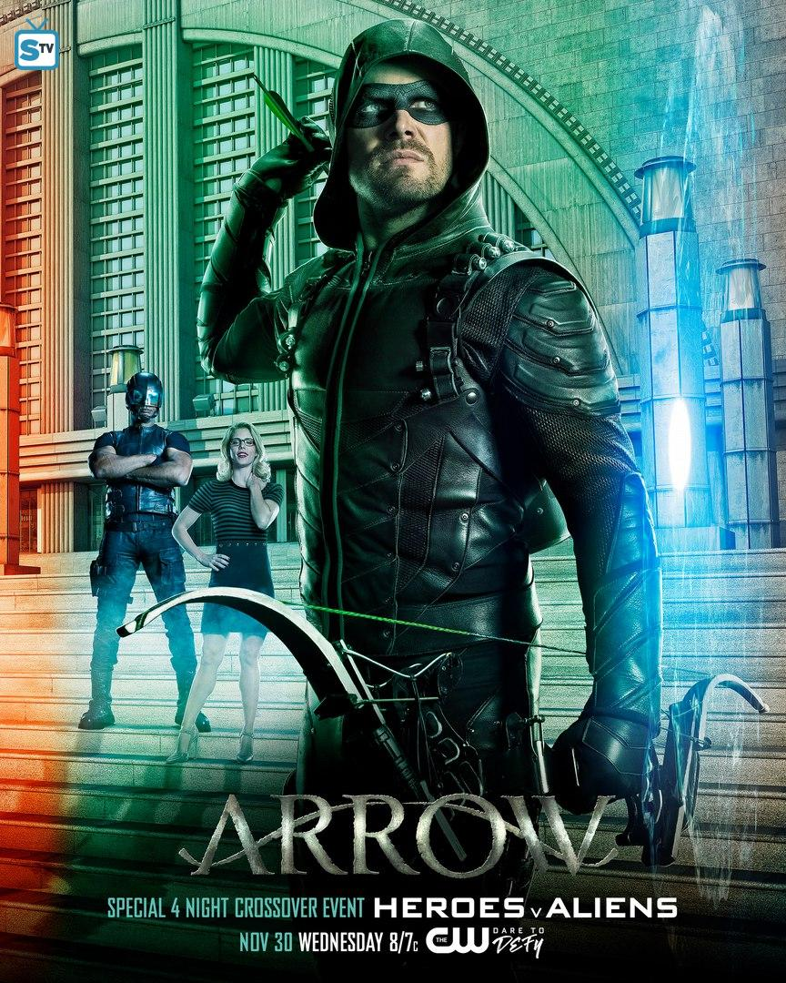 Arrow – Invasion!
