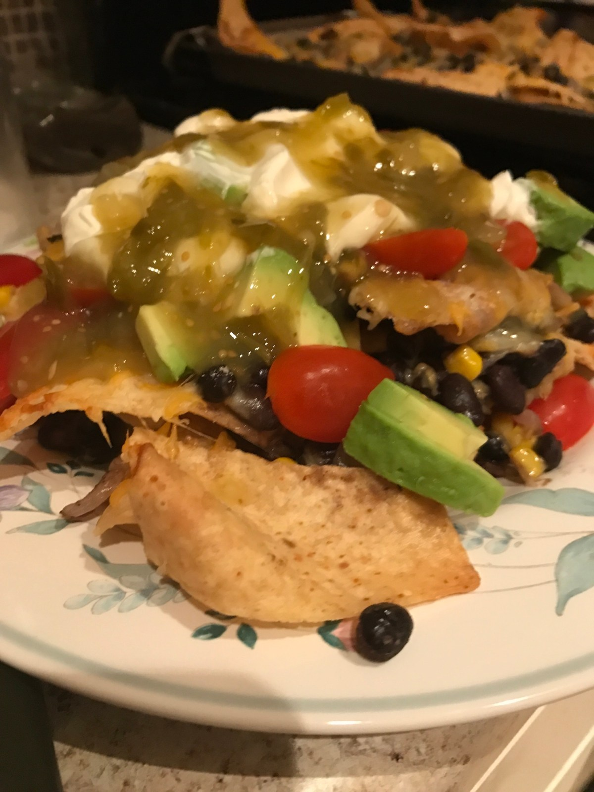 Casual Cookery: Nachos