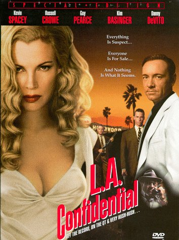 Dysfunctional Holiday Theater: LA Confidential