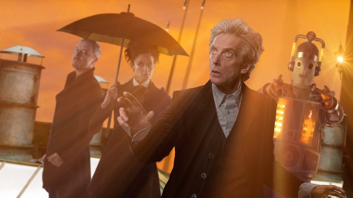 """Doctor Who – Series 10 Ep. 12 – """"The Doctor Falls"""""""