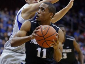Bryce Cotton will be one of the best scorers in the new Big East. He averaged nearly 20 points per game last season. (Jim O'Connor, USA TODAY Sports)