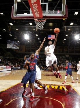 Loyola freshman Milton Doyle scored a career-high 32 points on Friday. (Photo: Loyola Athletics)