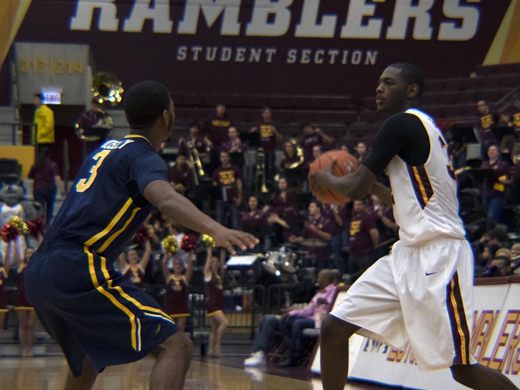 Milton Doyle, Loyola vs. Toledo