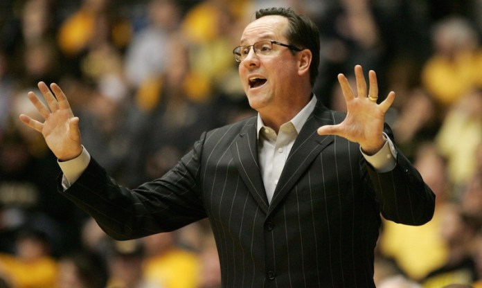 Gregg Marshall Wichita State coach