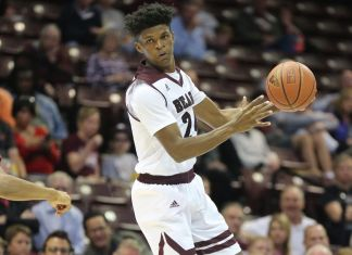 Missouri State forward Alize Johnson