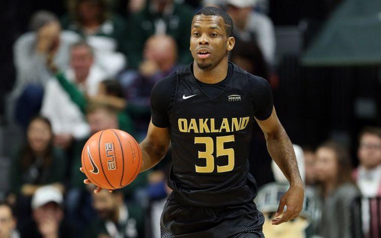 Oakland guard Martez Walker