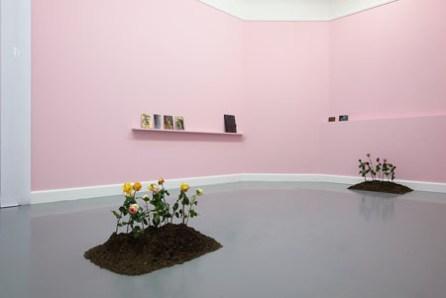 Anna Boghiguian, Ani, 2015. Installation view Van Abbemuseum, Photo Peter Cox. Mixed media. courtesy the artist and Gallery Sfeir-Semler, Hamburg
