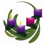 Gather around the Advent wreath to pray with family and friends