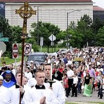 Origins of the feast of Corpus Christi